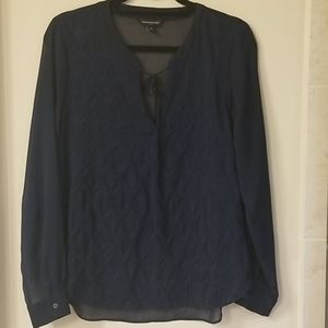 Banana republic  top (m) tunic/blouse